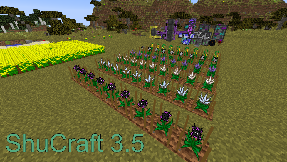 Introducing ShuCraft 3.5 and ShuFactory 2
